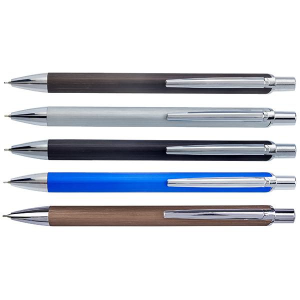 עט מתכת שיוף עץ