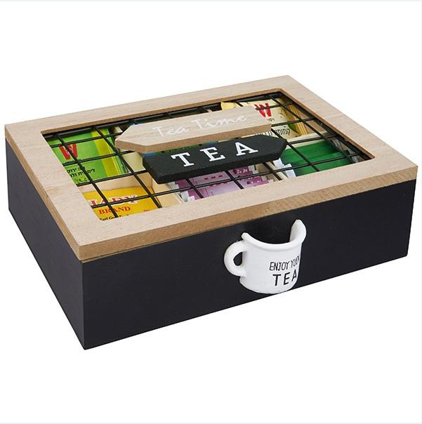 מארז עץ תה