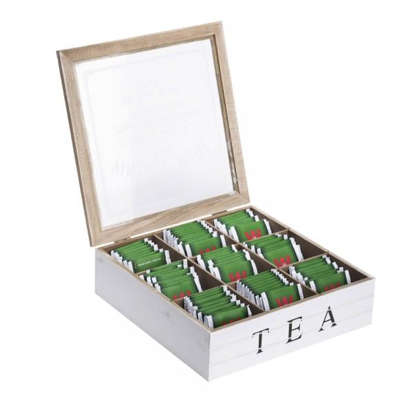 ווילס קופסת תה