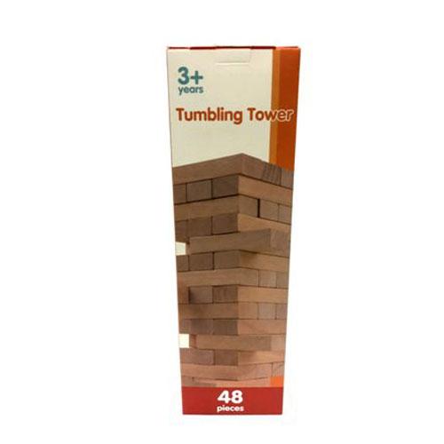 משחק חשיבה לכל המשפחה מגדל עץ