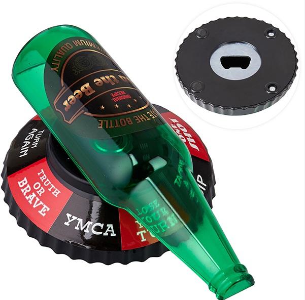 משחק רולטה בקבוק