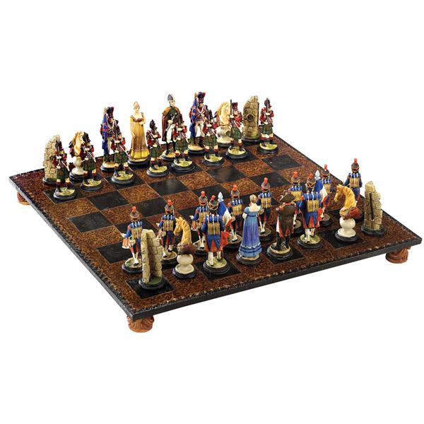 שחמט מהודר קרב ווטרלו