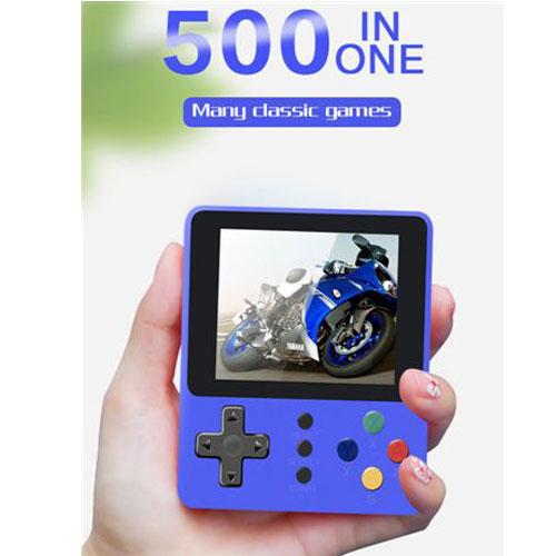 500 משחקים במוצר אחד