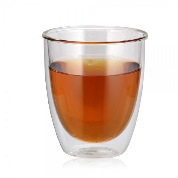 אינגליש כוס דופן כפולה